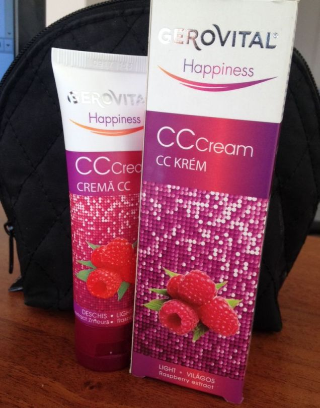 Gerovital Happiness CC Cream